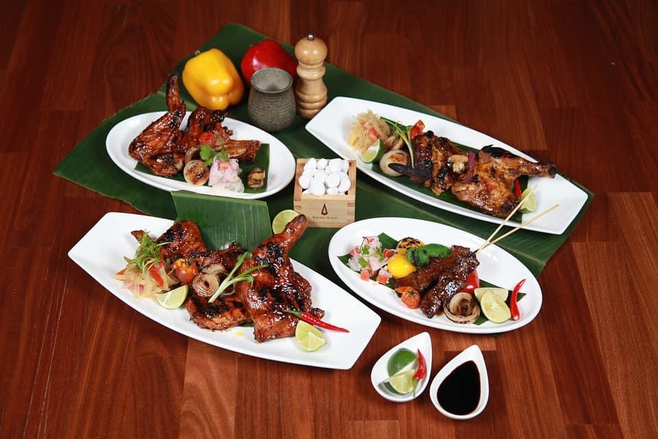 Yum Barbecue, Filipino Style.