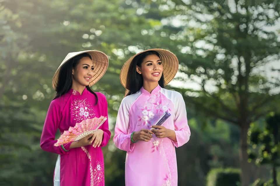 Two Vietnamese women.