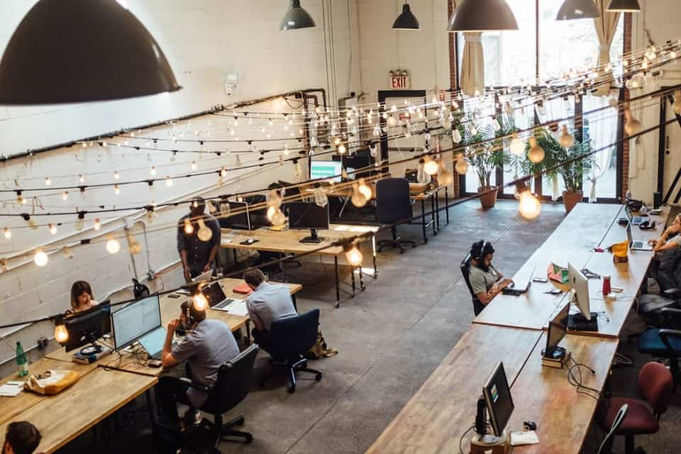 Why Work From A Coworking Space